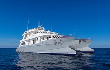 Alya Catamaran Galapagos
