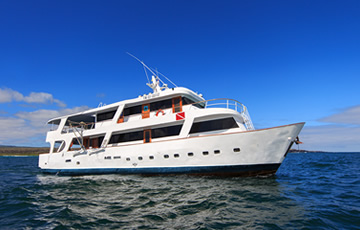 Aqua Galapagos Yacht
