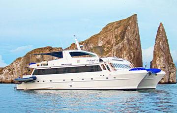 Archipell II Galapagos Catamaran