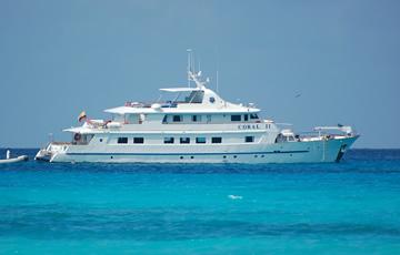 Coral Yacht Galapagos