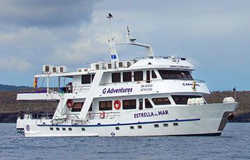 Estrella de Mar Galapagos Yacht