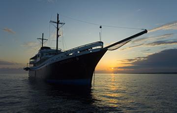 Evolution Galapagos Cruise Ship