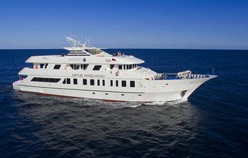 Queen Beatriz Galapagos Cruise