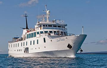 La Pinta Galapagos Cruise