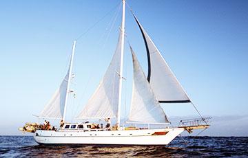 Nautilus Galapagos Vessel