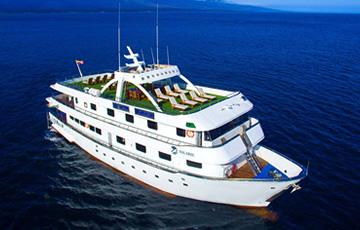 Solaris Galapagos Yacht