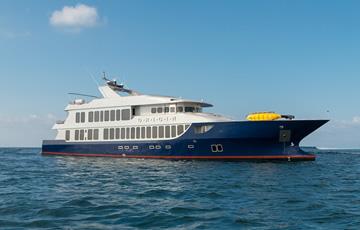 Theory Galapagos Cruise Yacht