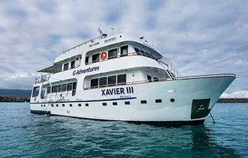 Xavier III Galapagos Yacht
