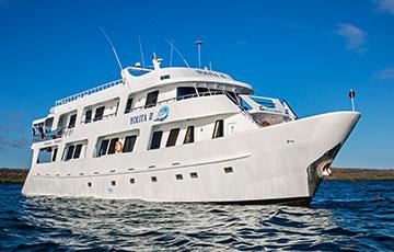 Yolita II Cruise Galapagos