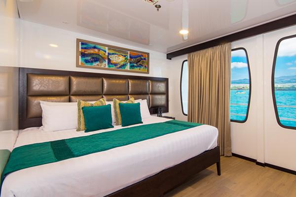 Alya Catamaran Standard Cabin
