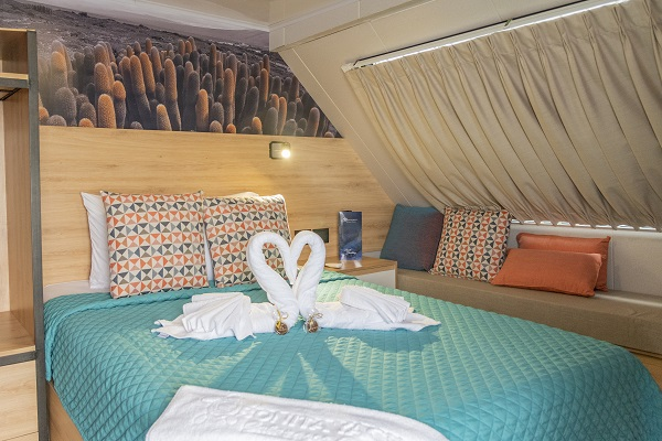 Bonita Yacht Cabin