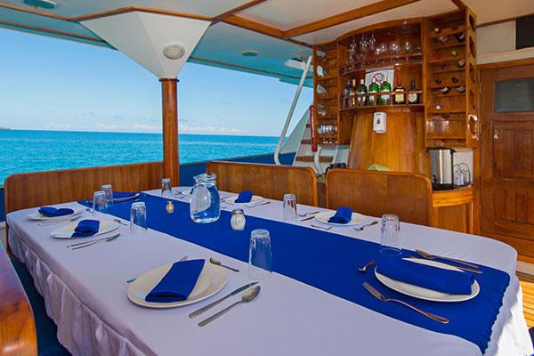 Danubio Azul Restaurant