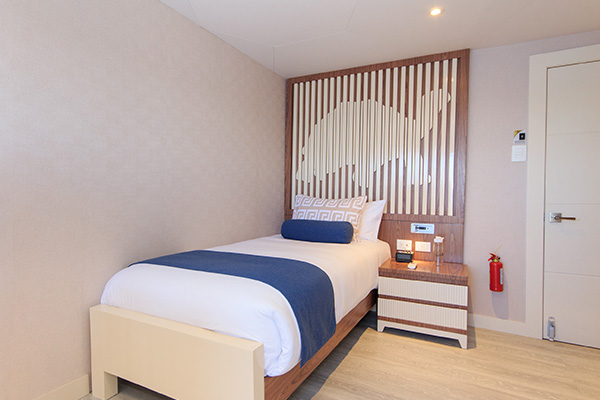 Standard Room at Elite Galapagos Cruise