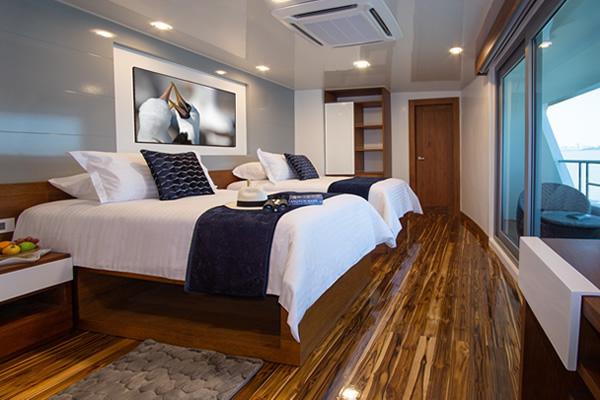 Stateroom - Infinity Galapagos Luxury Cruise