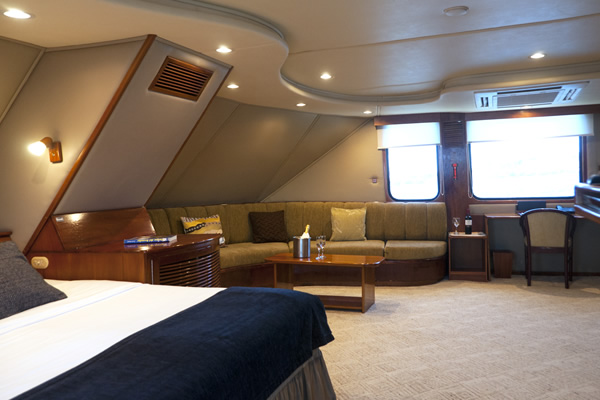 Suite - Integrity Galapagos Luxury Cruise