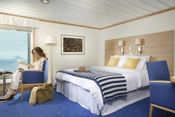 Cabin - La Pinta Galapagos Luxury Cruise