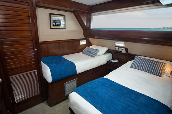 Double Cabin - Letty Galapagos Yacht