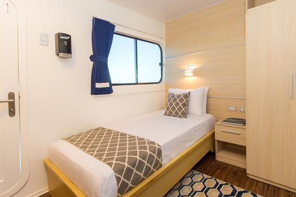 Single Cabin - Solaris Galapagos Yacht