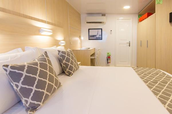 Double Room - Solaris Yacht Galapagos