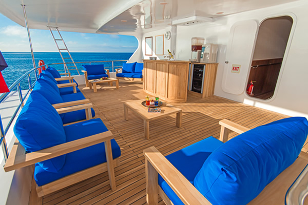 Outdoor Lounge Tip Top II Catamaran