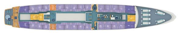 Earth Deck Plan